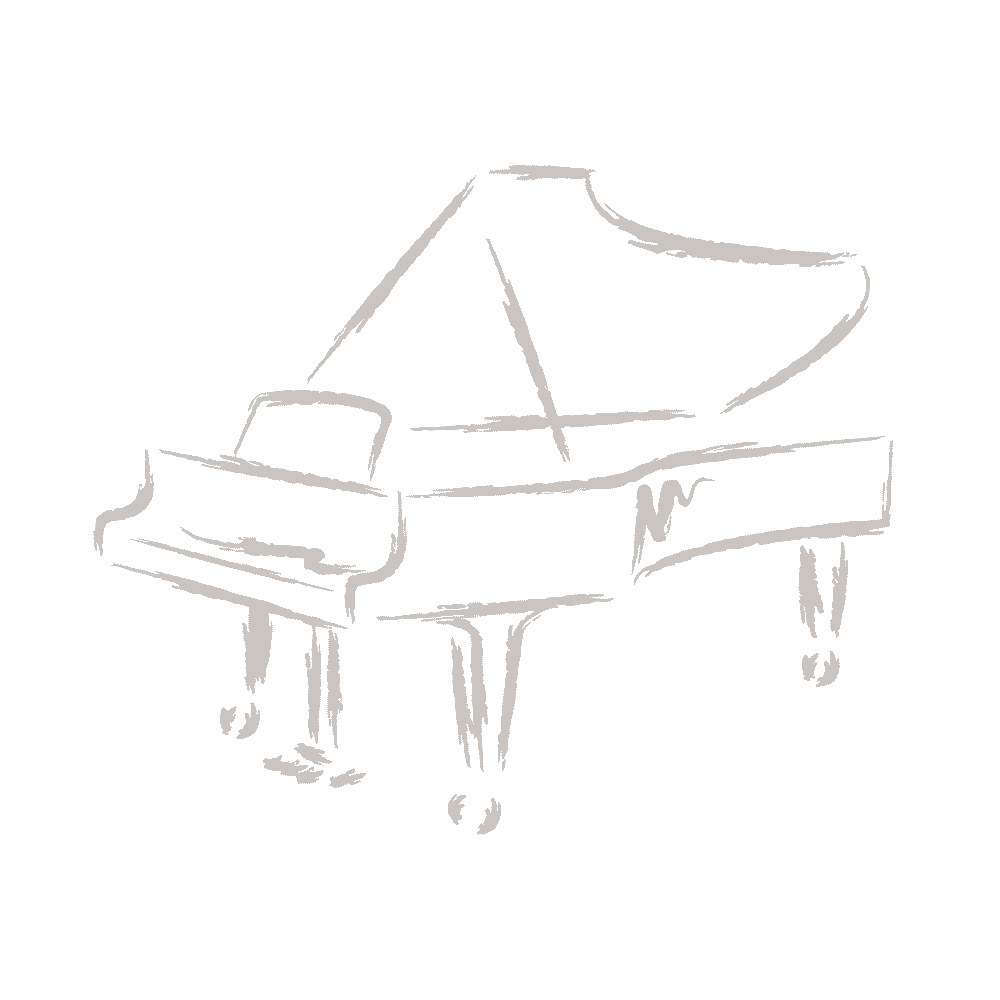 August Förster Klavier Modell 134 K