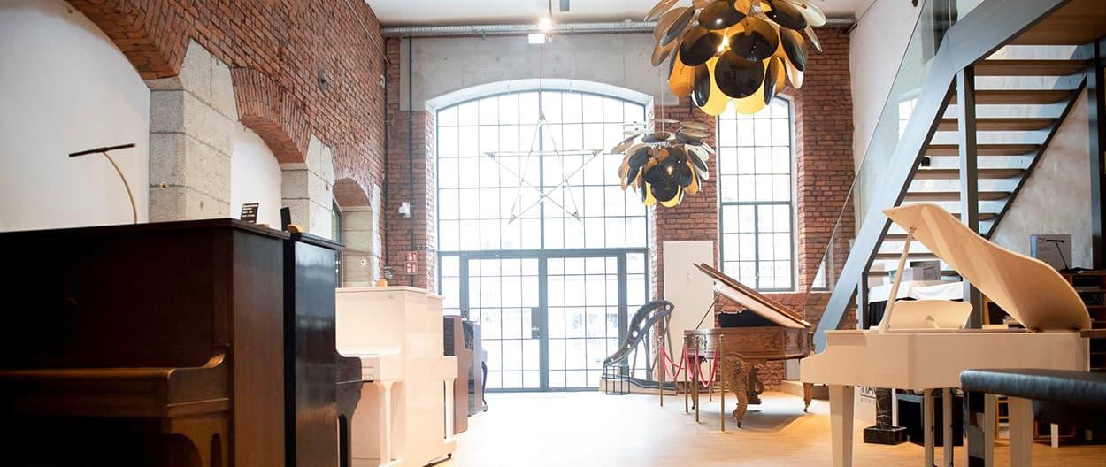 Malzboeden Fürth Klaviere Flügel Digitalpianos von Klavier Kreisel