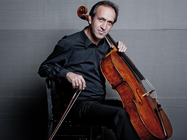 Christoph Spehr – Violoncello