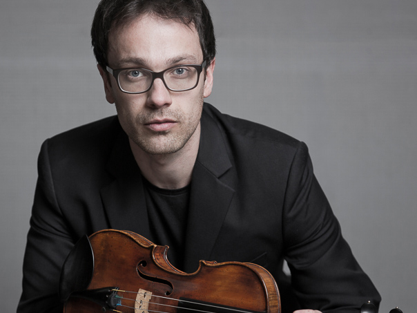 Rolf Gelbarth – Violine