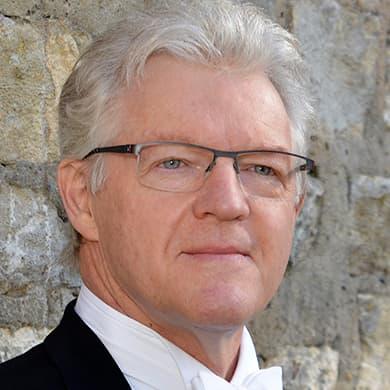 Prof. Wolfgang Kurz (Flügel)