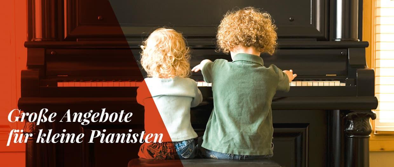 Klavier-Aktion zum Schulbeginn