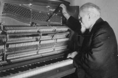 Jean Stefan Kreisel Klavierbauer Nürnberg Fürth