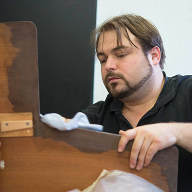 Manuel Dümling Kreisel Klavierbauer Nürnberg Fürth