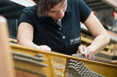 Klavier reparieren Nürnberg Fürth